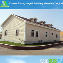 Top Build simple design and safe construction prefab formed rural houses with perfect joint and complete facility on sale