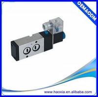 AC110V Solenoid Valve 5/2 way with Single Coil