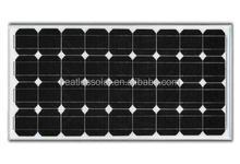 Tuv Mono 140W Protable Flexible Solar Panel