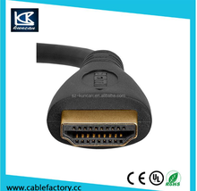 1.3V Gold HDMIcable to VGA cable for mac HD-15 Male Cable Male to Male HDMIcable to VGA/DVI/RCA/cable