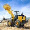 wheel loader zl50 with high quality wheel loader transmission