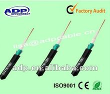 outdoor 20 cores GYXTW optical fiber cable/ fiber optic cable, central tube cable 2-288 cores manufacturer price single mode