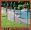 Easily Assembled High Quality Safety Child Black Aluminum Fence
