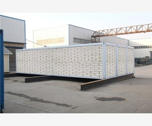 Recycled high prefabricated school steel light 2-story container houses made in china