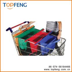 Shopping bag/shopping trolley bag/reusable shopping bags