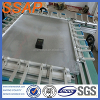 factory price ultra fine ss wire mesh micron printing screen