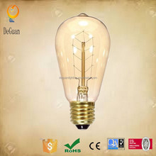 Hot-Selling Low Price Custom Tag Industrial Historic ST64 Retro Lamp Light Bulb