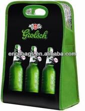 China cooler bag manufacturer, six bottle beer bag cooler