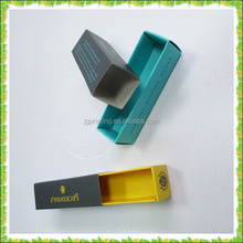 Low cost lipstick box ,lipstick match box wholesale, sliding lipstick box packaging