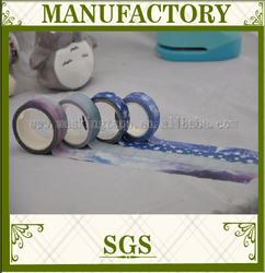 card making ,DIY masking tape washy tape