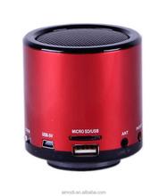 Mini Portable Bluetooth Metal Wireless speaker