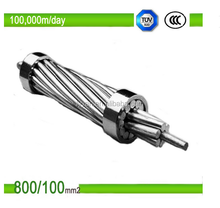 Overhead Power Transmission Line AAC Conductor