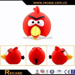 New Design Manufacturer Toys Promotional Rubber Bath Birds Toy