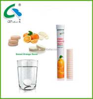 diet food and health drink vitamin c tablet 1000mg/effervescent tablet