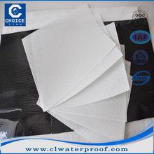 160gsm Polyester Mat for SBS modified bitumen membrane