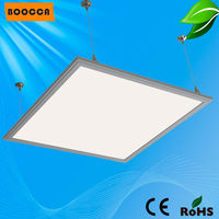 Ceiling mounted decorative ceiling office light panel