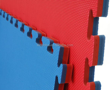EVA foam martial arts interlocking double color reversible good quality karate tatami mats 20mm 25mm 30mm 40mm OEM