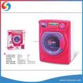 Ps2309583 crianças mini BO musical brinquedo máquina de lavar roupa de plástico