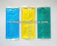 PCM ice pak instead of freeze gel packs for injuries relief rapid relief