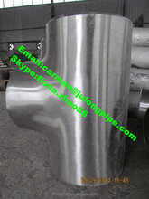Stainless Steel / Carbon Steel Butt Weld Pipe Fitting