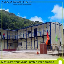 China low cost sandwich panel modular house builders