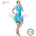 2014 flash sexy traje de la danza l-12567
