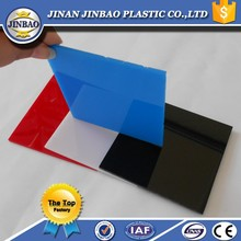 good mechanical performance 2.5mm perspex sheet