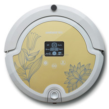 C571 hogar aspiradoras grande de succión automática limpiadores limpiador Robot con lámpara UV
