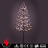 indoor home decorative artificial dry tree branch led lights