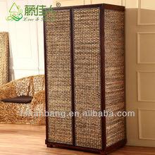 High Quality seagrass wardrobe furniture