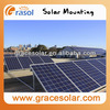 Adjustable Solar Panel System 10KW,Flat Roof Solar Panel Tracking System,Solar System for Home