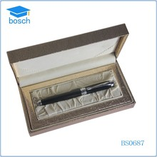Cheap Slim Metal twist Ball Pen for Hotel with Custom Promotional Logo