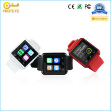 Cheapest hand Mobile Phone Watch 2014 Hot Selling Smart Watch hand phone watch waterproof