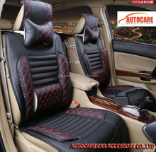 2015 new arrival latest design leather car seat cover