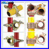 building and construction, pipe joint clamp, scaffold pipe clamp