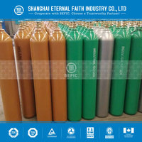 Used Widely High Quality Industrial Oxygen Helium Hydrogen CO2 Gas Cylinder Seamless Steel Tube Plant