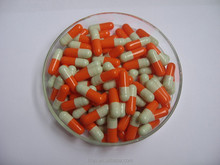 High quality 1,000pcs cap and body seperated capsules,Hard gelatin empty capsules ,health product