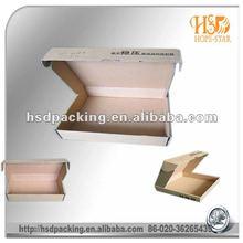 2012 factory hot sale colorful paper shoe box