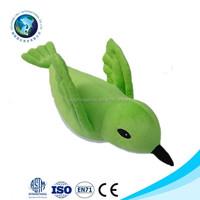 High quality plush animal bird for gift in zoo cute stuffed custom plush bird