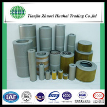 304/316L Standard material, stainless steel ship diesel filter in hydraulic oil system