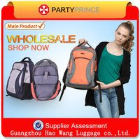 Customize Lightweight US Flag Trendy Pink School Bags for Girls Teenagers