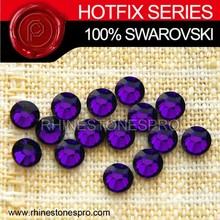 Hot Sale Swarovski Elements Purple Velvet (277) 6ss Crystal Iron On Hot Fix Rhinestone