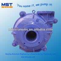 High Head Centrifugal Horizontal lubrication system pump
