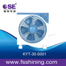 Home appliances 2014 new model 12 inch electric box fan