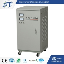 Electrical Equipment Single Phase AC Power Supplies Wenzhou Hot Sale Voltage Stabilizer For Refrigerator