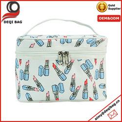 Personalized Full Printing Travel Cosmetic Bag Cosmetic Makeup Bag