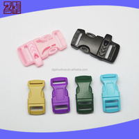 plastic bag buckle, plastic side release buckle, plastic quick release buckle for bag