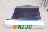 Self-adhesive HDPE Film Bitumen Waterproof Membrane for 1.5mm/2.0mm