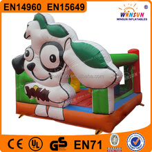 Hot sell outdoor commercial giant fashion inflatable toys for children