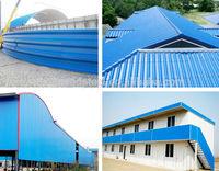 walk ways fences & barn Metal Roof Application